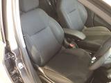座り心地も良く運転のしやすいシート!