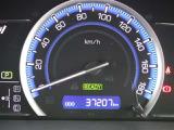 撮影時の走行距離は約3.7万kmです。安心のハイブリット保証付きです。