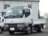 三菱ふそう キャンター 5.2 全低床 DX ディーゼル 4WD