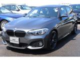 BMW 118d Mスポーツ エディション シャドー