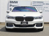 BMW 740i Mスポーツ