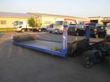 エルフ 車載車 極東フラトップ 3トン積み