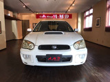 スバル インプレッサスポーツワゴン 2.0 WRX 4WD