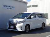 トヨタ アルファード ハイブリッド 2.5 G Fパッケージ 4WD