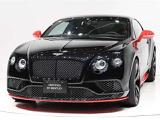 ベントレー コンチネンタルGT スピード ブラックエディション 4WD