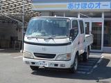トヨタ ダイナ 2.5 ダブルキャブ ロング シングルジャストロー ディーゼル 4WD