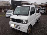 三菱 ミニキャブトラック Vタイプ エアコン付 4WD