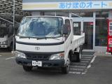 トヨタ ダイナ 4.0 ダンプ フルジャストロー ディーゼル 4WD