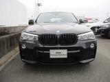 BMW X4 ブラックアウト 4WD