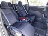 セカンドシート【オットマン機能付き】足を楽々伸ばせ、ひじ掛けもありますので、快適なドライブをお楽しみいただけます!