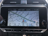 EV専用の9インチナビゲーション