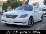 LS600h バージョンU Iパッケージ 4WD オプションアルミ 黒革 SR ハイブリッド