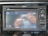 純正ギャザズディスプレイオーディオ ワンセグTVを装備しています(WX171C)