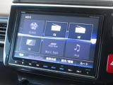 ギャザズ9インチメモリーナビ(VXM-165VFNi)を装着しております。AM、FM、CD、DVD再生、Bluetooth、音楽録音再生、フルセグTVがご使用いただけます。初めて訪れた場所でも道に迷わず安心ですね!