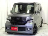 ホンダ N-BOXカスタム G ターボ パッケージ 4WD
