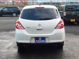 日産 ティーダ 1.5 15M FOUR SV+プラズマ 4WD