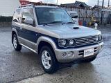パジェロミニ V 4WD キーレス ターボ アルミ CD