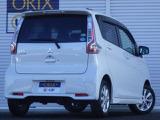三菱 eKカスタム G セーフティパッケージ 4WD