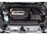 高効率で高い静粛性、低回転から上限値に近いトルクを発生するパワフルで耐久性の高いTFSIエンジン。