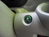 エンジンやCVT、空調などを協調制御して燃費向上に貢献するECONスイッチです