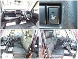 広々とした前席空間!運転席にはシートヒーターも搭載!