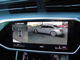 前方・サイド・後方それぞれのカメラ映像を一つに合わせて、360度全方向からの「3Dサラウンドビュー映像」を映しだすことが出来ますので、狭い路地裏が苦手な方でも安心して駐車が出来ます。