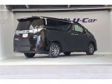 トヨタ ヴェルファイア ハイブリッド 2.5 エグゼクティブ ラウンジ 4WD