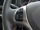 ステアリングスイッチもあり、ステアリングでオーディオの操作をすることが可能です!