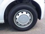 装着タイヤ(145/80R13)スチールホイール付き夏タイヤ