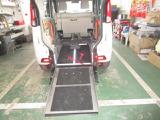 フレア  福祉車両スローパー車椅子移動車