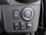 スタートボタンを押すだけでエンジンが掛かります!