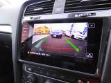 バックカメラも鮮明でより安全に駐車できます♪