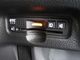 ETC車載器付きです、高速道路の料金所をノンストップで通過できます。