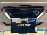【アルパイン12.8型フリップダウンモニター(PXH12X-R-AV)】