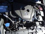 クリーンディーゼルエンジン「SKYACTIV-D 1.5」!2.5Lガソリンエンジンを上回るほどの大トルクによる優れた走りと優れた燃費性能を両立!