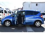 ノート 1.2 X DIG-S 助手席スライドアップシート車