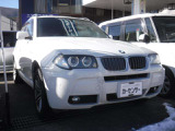 BMW X3 2.5si MスポーツパッケージI (スポーツ・サスペンション) 4WD