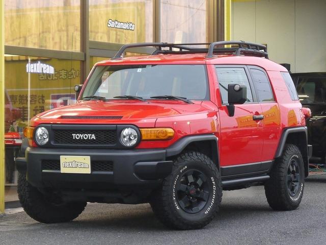 米国トヨタ FJクルーザー