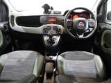 フィアット パンダ 4×4 イタリアーナ 4WD