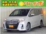 ノア  Si 4WD 8人乗り 社外SDナビ/フ