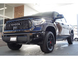 タンドラ クルーマックス SR5 5.7 V8 4WD TRDPRO ブラックレザー CarPlay対応