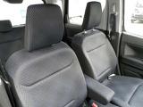 快適な座り心地のドライブシート