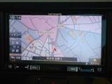 カロッツェリア製メモリーナビ・フルセグTV!タッチパネル式で、操作が簡単・便利です♪