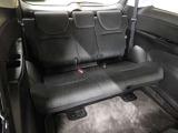 サードシートもゆったりです、収納が簡単なのもオデッセイの特徴です