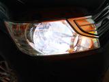 ヘッドライトはLEDに交換されています!