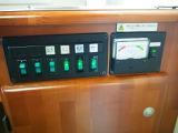 各スイッチ 電圧計