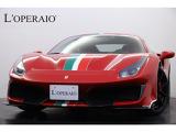 フェラーリ 488ピスタ F1 DCT