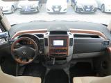 トランスポーター  ベンツ ハイマーB655SL ルーフエアコン フルコン