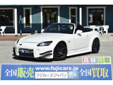 S2000 2.2 タイプS スーパーチャージャー 車高調 17AW