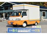 バネット  移動販売車 キッチンカー ケータリングカー